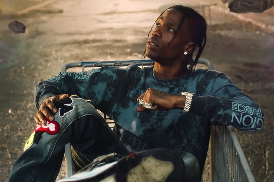 Travis Scott Reveals His Extremely Difficult Talent