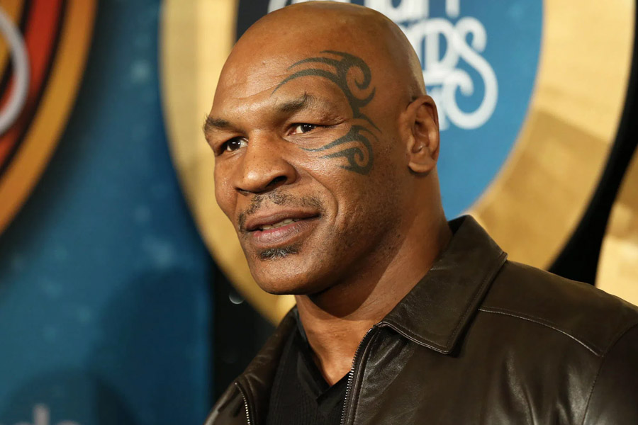 Instagram Tattoo Filter: Mike Tyson Announces The Instagram Filter Of His Iconic