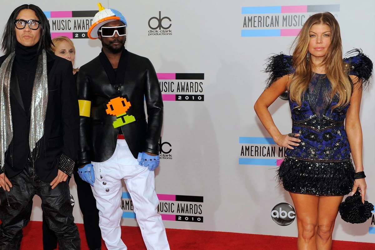Will I Am Reveals The Truth Behind Fergie S Decision For Leaving Black Eyed Peas From The Stage