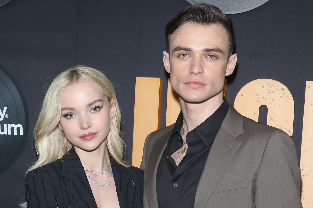 Dove Cameron Gushes Over Boyfriend Thomas Doherty: He Is